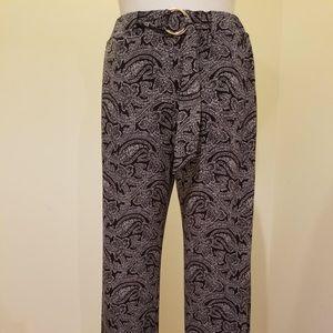 Michael Kors pull-on pants XL